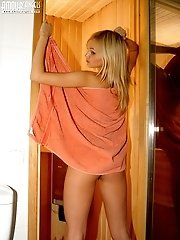 What Can Be Better Than Such A Sweet Show By Such An Alluring Teen Like This Blonde Girl